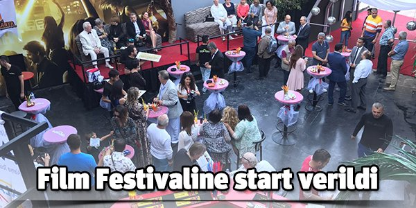 Film Festivaline start verildi