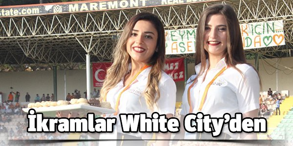 İkramlar White City'den