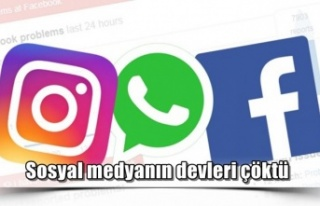 Instagram, Facebook ve Whatsapp'taki sorun ne?